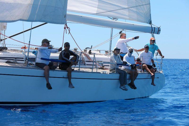 Swan 48, Avocation photo copyright St. Maarten Heineken Regatta taken at Sint Maarten Yacht Club and featuring the Swan class