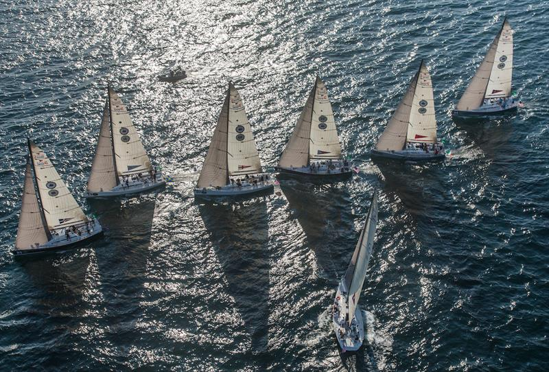 2017 Rolex New York Yacht Club Invitational Cup day 2 - photo © Rolex / Daniel Forster