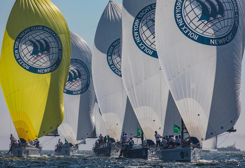 2017 Rolex New York Yacht Club Invitational Cup day 4 - photo © Rolex / Daniel Forster