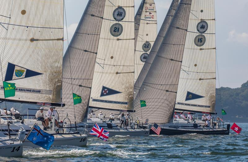 2017 Rolex New York Yacht Club Invitational Cup day 5 - photo © Rolex / Daniel Forster