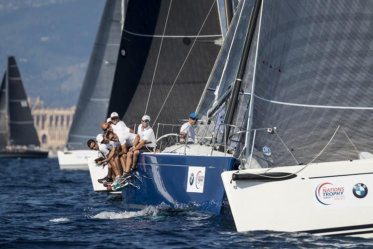 The Nations Trophy: Swan One Design Yachts are about to start a new exciting regatta year