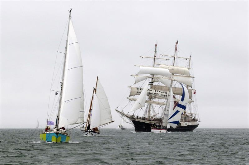 ASTO Small Ships Race - photo © Max Mudie / ASTO