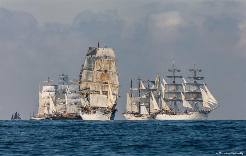 The Tall Ships Races 2020 Postponed To 2021