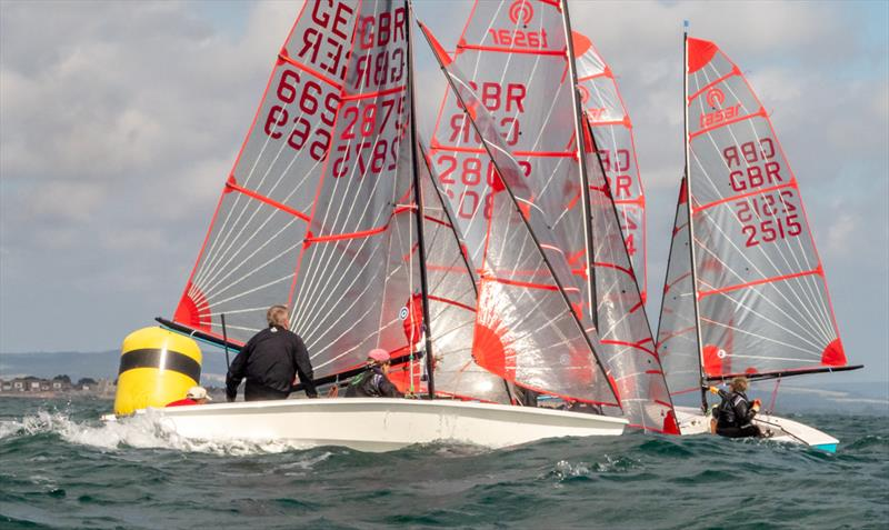 Tasar Nationals at Hayling Island - photo © Peter Hickson
