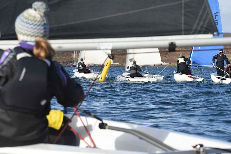 Scottish Student Sailing Women's Team Racing Championship 2018 - photo © Penhaul Photography / www.penhaulphotography.co.uk