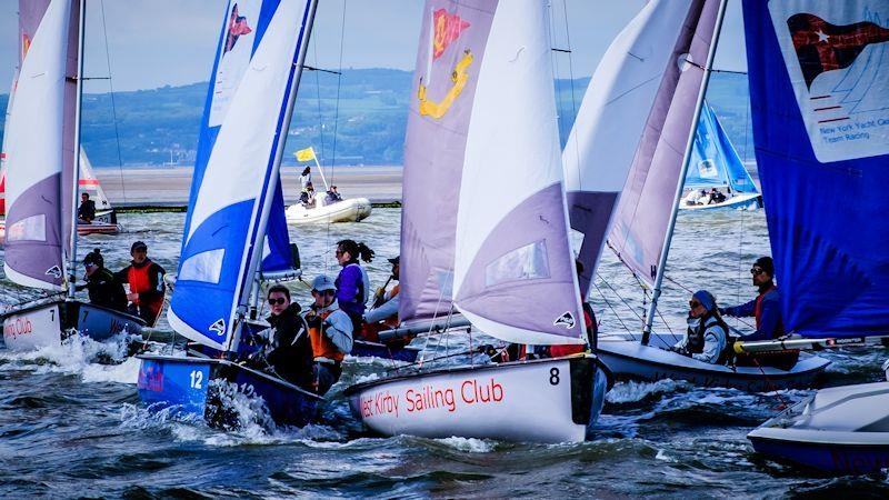 Blueoak Estates 70th Wilson Trophy at West Kirby - photo © Colin Paul