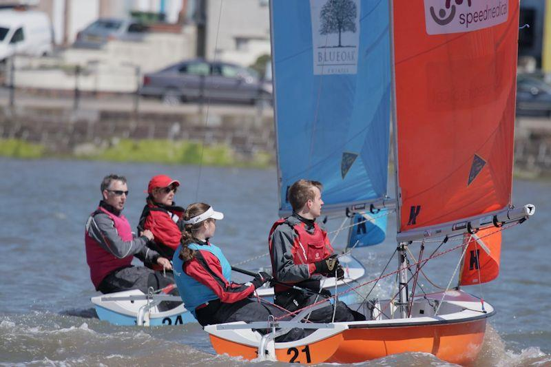 Blueoak Estates 70th Wilson Trophy at West Kirby - photo © Alan Jenkins