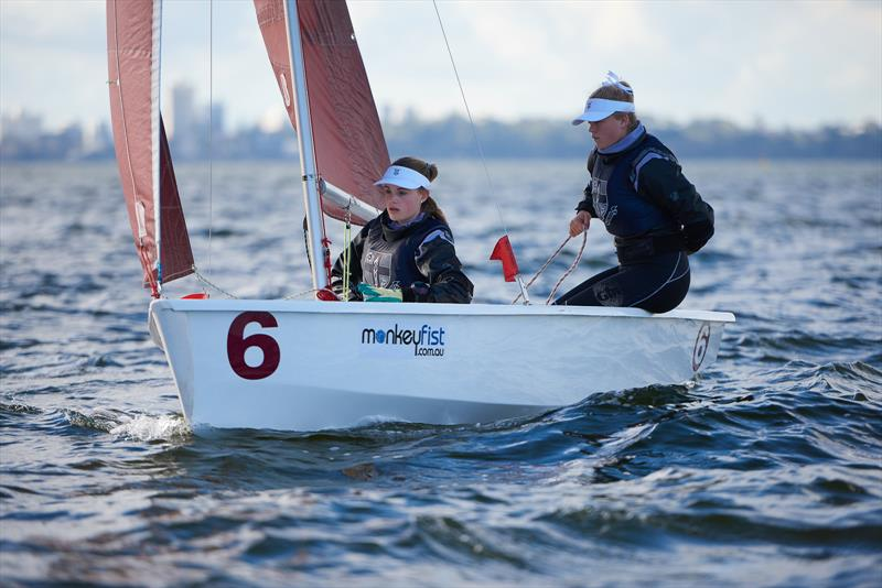 Day 3 - Australian Secondary Schools Team Racing Championships - photo © Oli Burnell