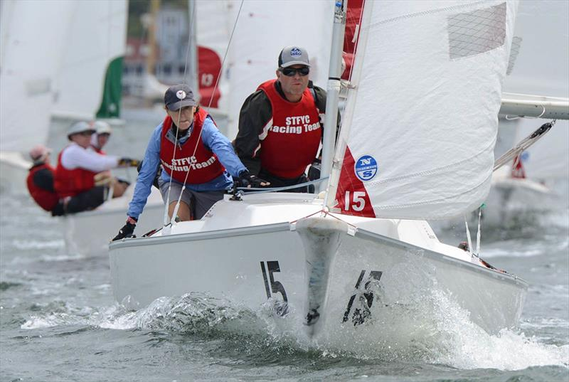 2019 Grandmasters Team Race - photo © Stuart Streuli / New York Yacht Club