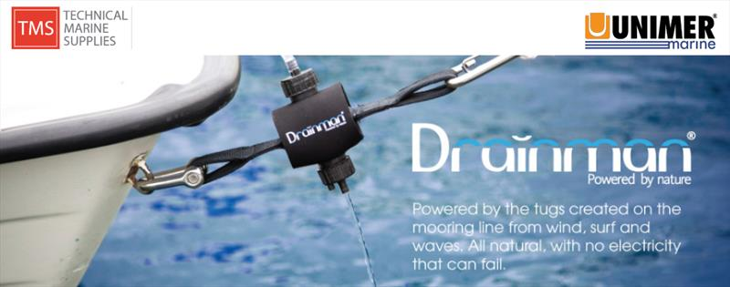 Some things are just handy to have... the Drainman Bilge Pump is one of them!