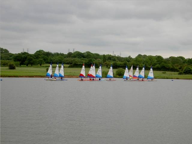 Topper Midland Traveller At Sandwell Valley Sailing Club