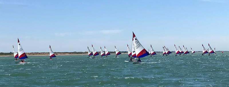 Rooster Southern Area Topper Travellers at Warsash - photo © Ian Walker