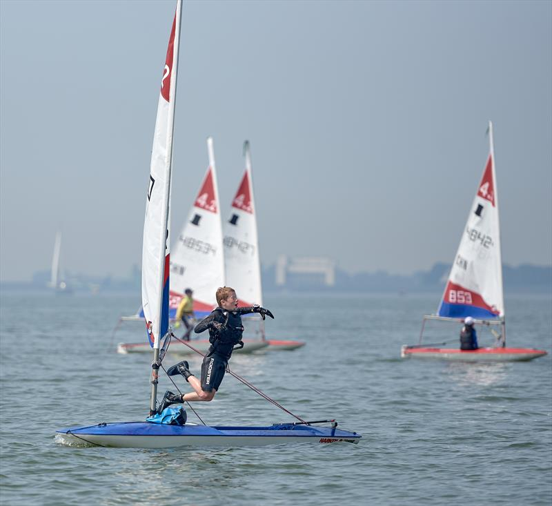 Rooster Topper Worlds at Medemblik - photo © Peter Newton