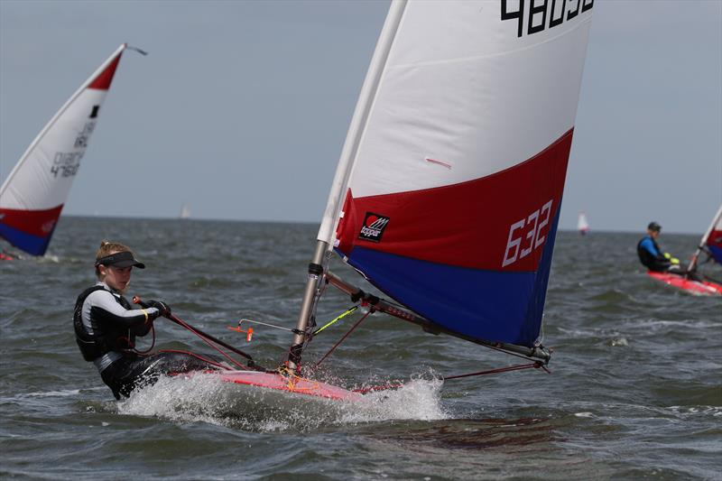 Kate Robertson during the Rooster Topper Worlds at Medemblik - photo © Peter Newton