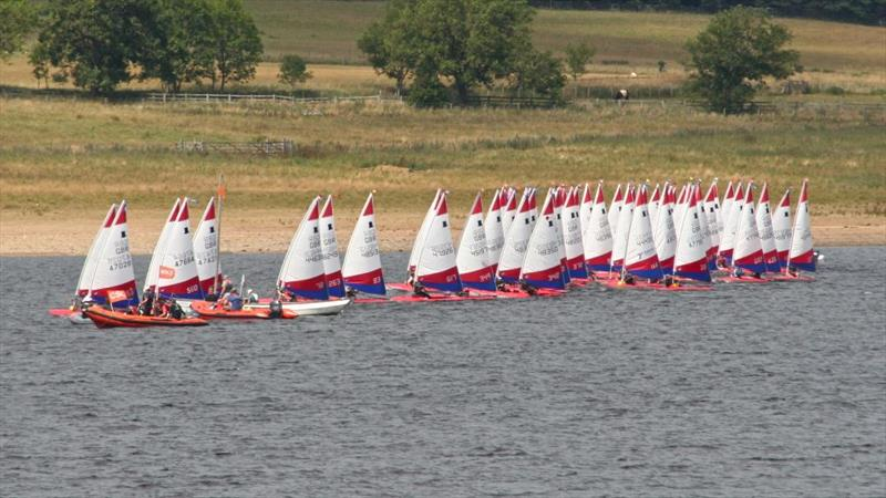 Topper GJW Direct National Series 6 at Derwent Reservoir - photo © Angela Donnelly