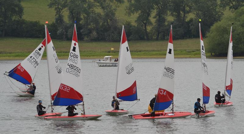Midlands Topper Traveller Round 8 at Hollowell - photo © Victoria Turnbull