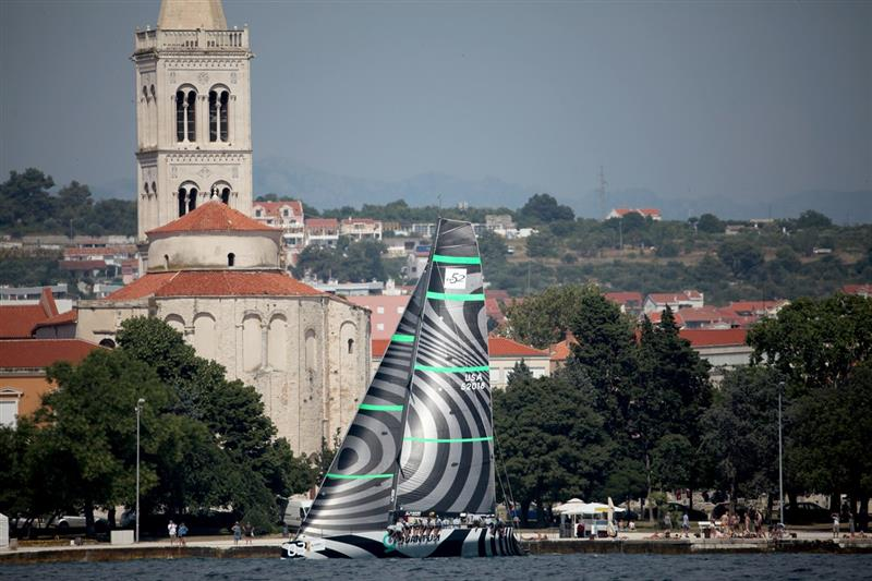 52 Super Series Zadar Royal Cup Coastal Race - photo © Max Ranchi / www.maxranchi.com