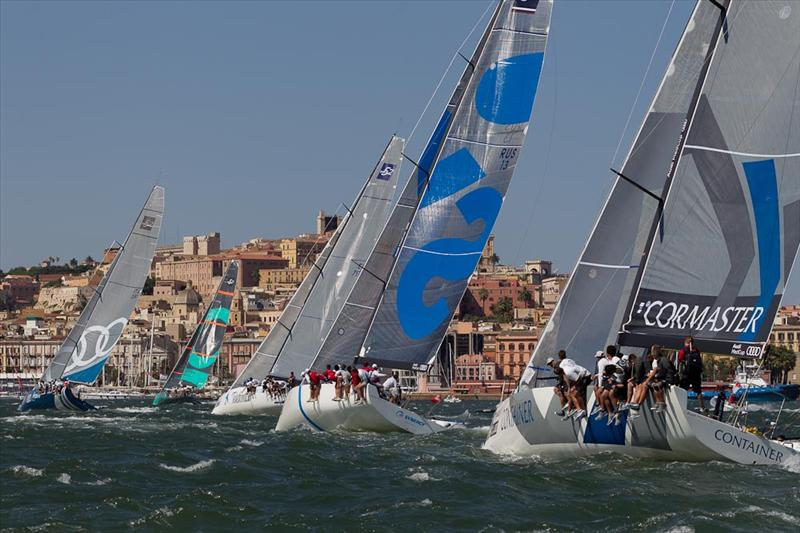 Audi MedCup Sardinia Trophy Regatta day 4 - photo © Ian Roman / AUDI MedCup