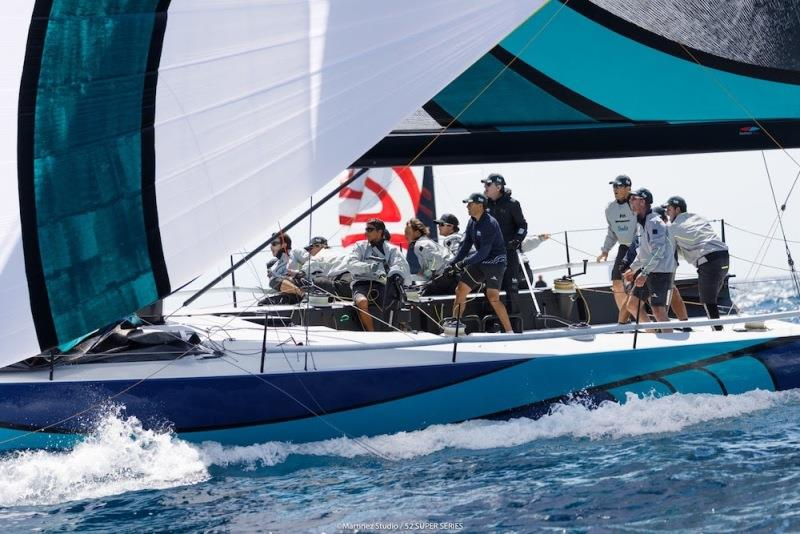 Sail Racing PalmaVela photo copyright Nico Martinez / MartinezStudio / 52 Super Series taken at  and featuring the TP52 class