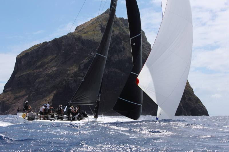 British TP52 Tala is currently second in IRC Zero - 2019 RORC Caribbean 600 - photo © RORC / Arthur Daniel