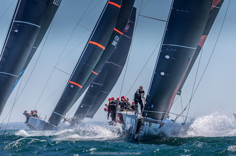 Day 5 - Cascais 52 Super Series Sailing Week - photo © Martinez Studio / 52 Super Series