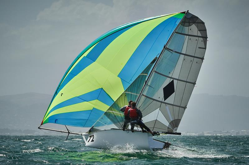 2020 12ft Skiff Interdominion Championships - photo © Garrick Cameron