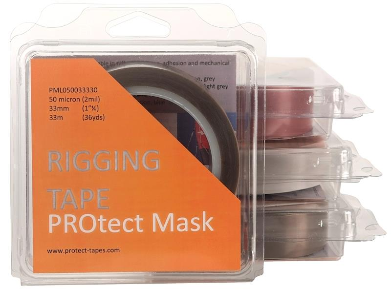 PROtect Mask rigging tape - photo © PROtect Tapes