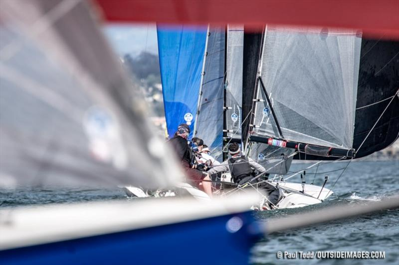 2019 Helly Hansen NOOD Regatta San Diego - photo © Paul Todd / Outside Images
