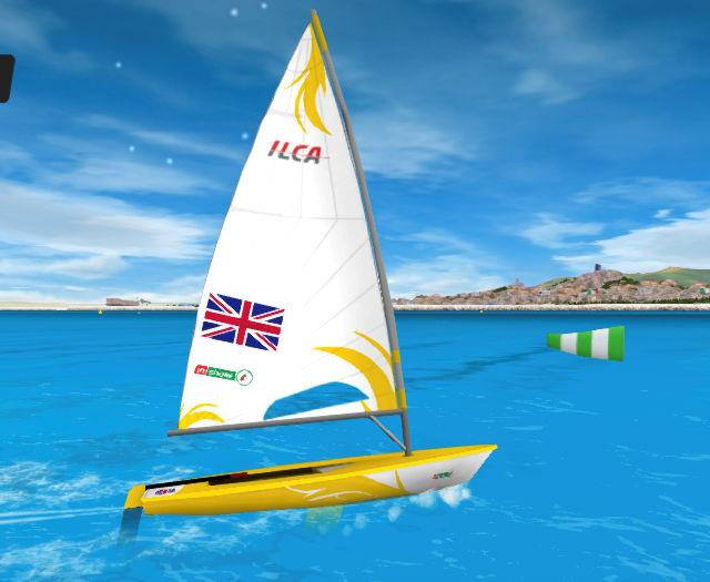 eSailing Racing Facebook Group racing - the newest addition to VR Inshore is the Laser - photo © Sam Whaley