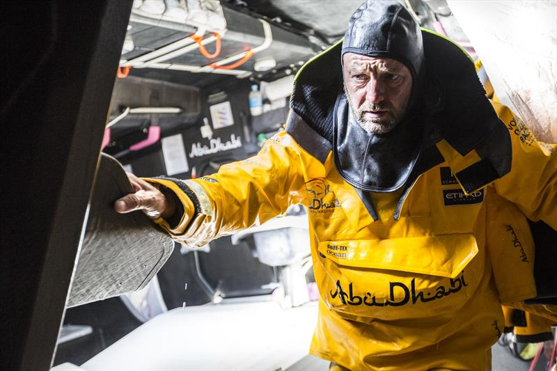 Ian Walker's Abu Dhabi Ocean Racing win the Volvo Ocean Race - photo © Matt Knighton / Abu Dhabi Ocean Racing / Volvo Ocean Race