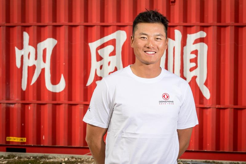 Rising stars join Dongfeng Race Team: Chen Jinhao (Horace) - photo © Eloi Stichelbaut / Dongfeng Race Team