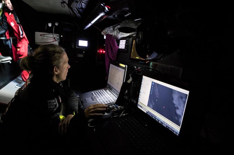 Volvo Ocean Race: Scallywag's week in the Southern Ocean