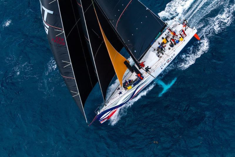 2019 RORC Caribbean 600 winner - Volvo 70 Wizard (USA) - photo © Arthur Daniel / RORC