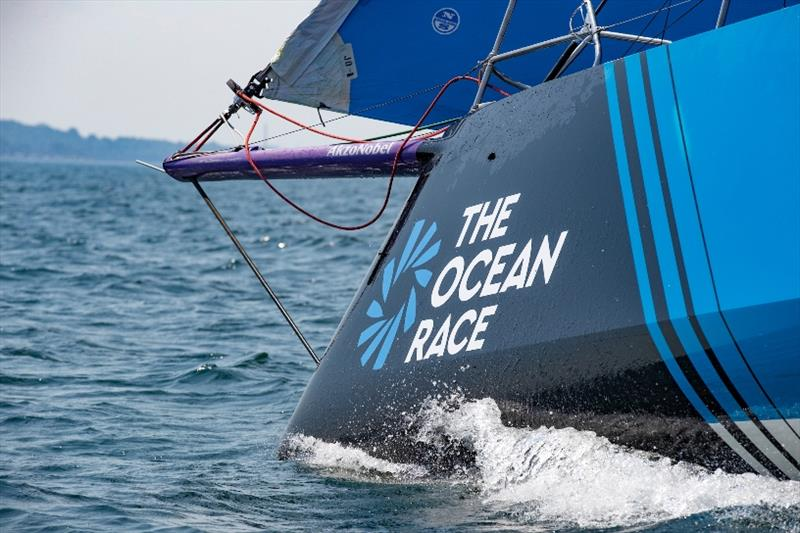 The Ocean Race European Tour corporate sailing event in Kiel, Germany, June 19. photo copyright Ainhoa Sanchez / The Ocean Race taken at  and featuring the Volvo One-Design class