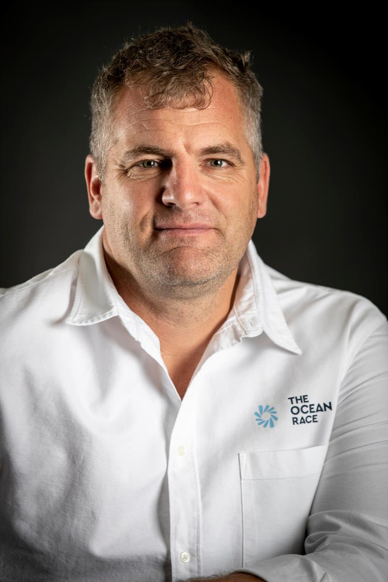 Richard Mason, Competitor in four round the world races, and now Race Director of The Ocean race photo copyright Ainhoa Sanchez/The Ocean Race taken at Royal New Zealand Yacht Squadron and featuring the Volvo One-Design class