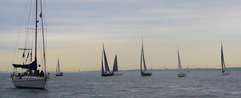 Class One during race three of the VPRS National Championship - photo © PYRA