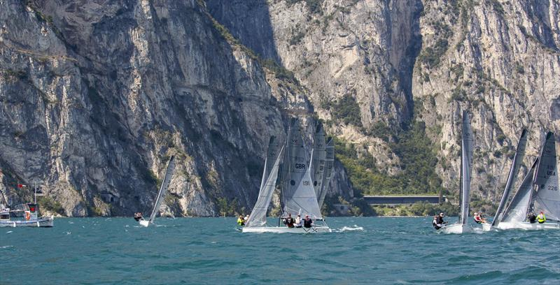 Inaugural VX One Gold Cup at Riva del Garda - photo © Tim Olin / www.olinphoto.co.uk