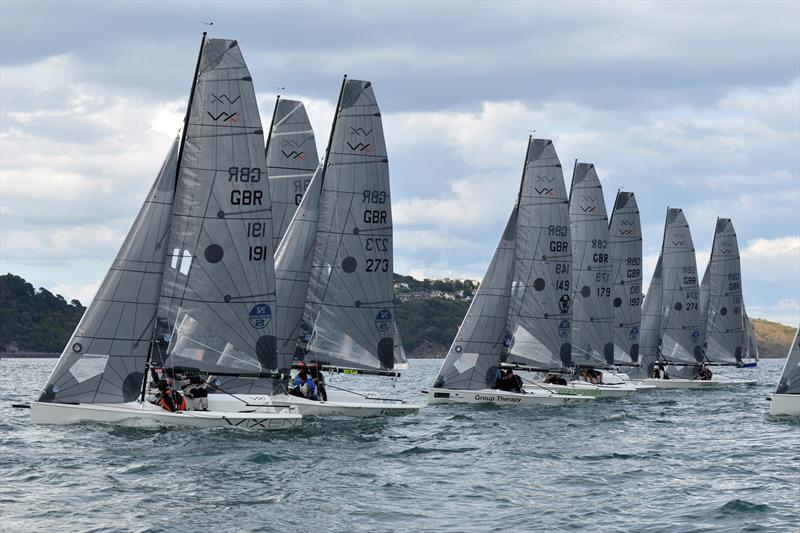 VX One UK National Championship at Royal Torbay Yacht Club