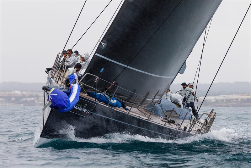 Magic Blue - 1st Wally on day 2 at Sail Racing PalmaVela - photo © Sail Racing PalmaVela /