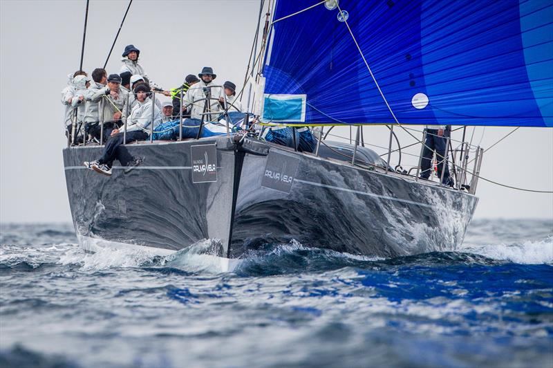 Wally Magic Blue on day 3 at Sail Racing PalmaVela - photo © Sail Racing PalmaVela / Maria Muina