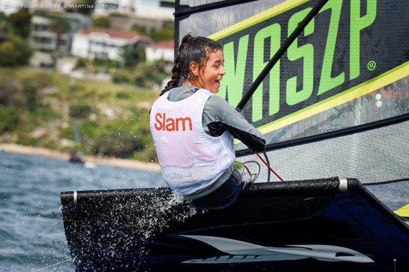 Foiling Week - Learn To Fly - photo © Martina Orsini
