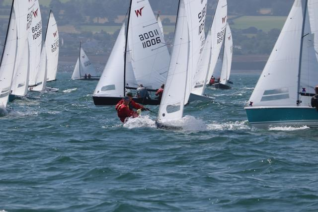 Wayfarer International Championship 2019 - photo © Alan Jones
