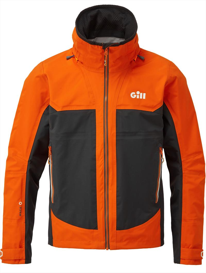 Gill Race Fusion Jacket - photo © Wetsuit Outlet