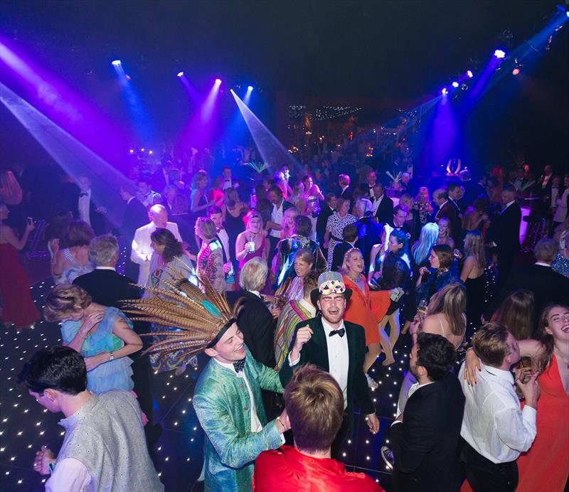 The brand-new JJs nightclub in Cowes Yacht Haven during Lendy Cowes Week - photo © WBPO