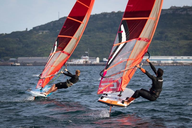 RYA Youth National Championships - photo © Team NewWave / RYA