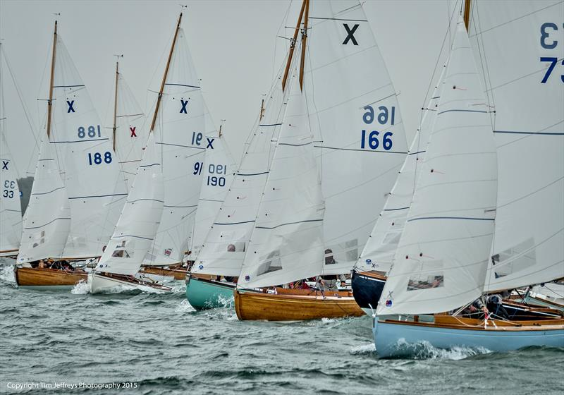 XOD racing at Cowes Classics Week - photo © Tim Jeffreys Photography