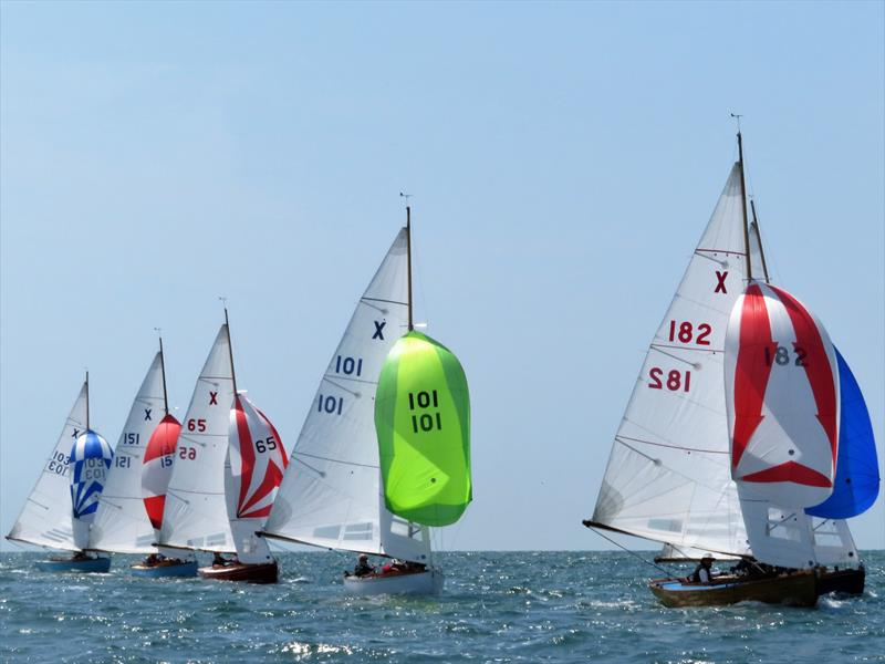 XODs at Itchenor Sailing Club's annual Points Week - photo © Kirsty Vind
