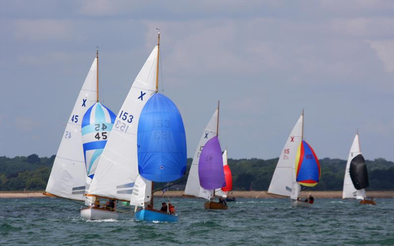 2019 Taittinger Royal Solent Yacht Club Regatta - photo © Keith Allso