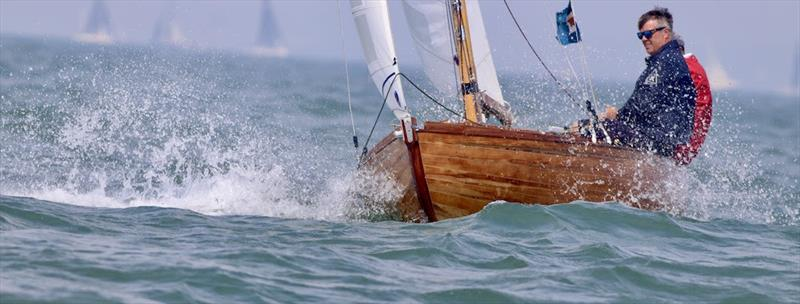 Peter Baines' XOD Felix - Royal Southern YC Charity Cup Regatta - photo © Louay Habib