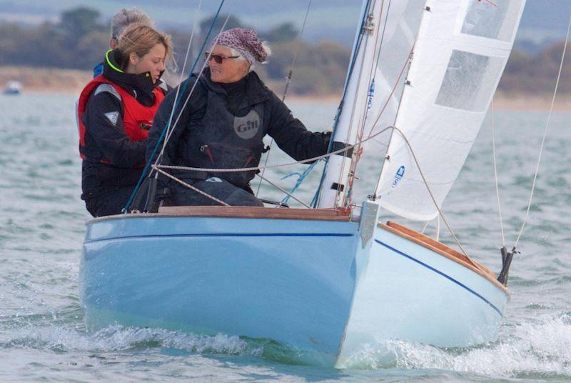 XOD 83 racing during Itchenor Keel Boat Week 2020 - photo © Sula Riedlinger